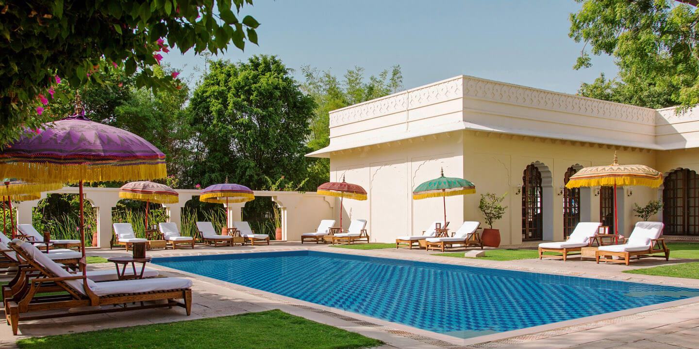 The Oberoi Experience in Ranthambhore