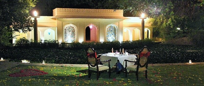 Dine under the Stars in Ranthambhore