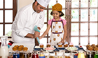 Junior Chef in Ranthambhore