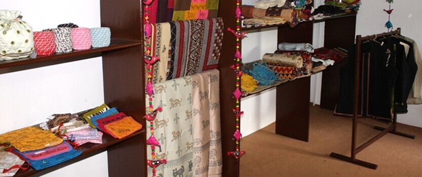 Visit to Dhonk Craft in Ranthambhore