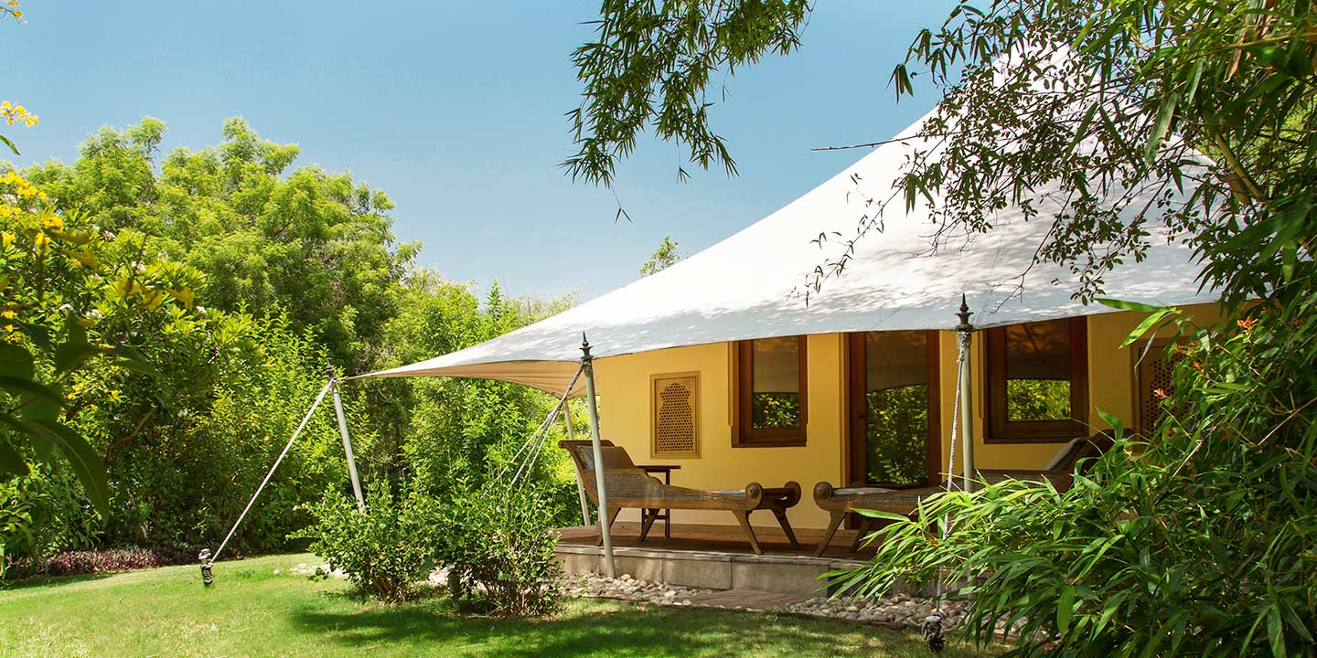 ... Bedroom of The Luxury Tents - The Oberoi Vanyavilas Ranthambhore ... & Luxury Rooms and Suites at Oberoi Vanyavilas Ranthambhore | Book ...