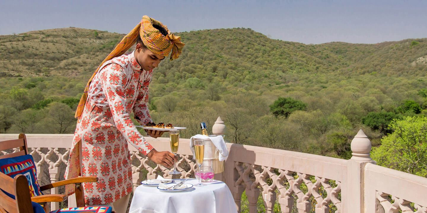 Luxury Jungle Resorts - The Oberoi Vanyavilas, Ranthambhore