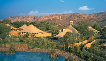 Exotic Vacations - The Oberoi Vanyavilas, Ranthambhore
