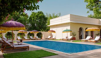 Unforgettable Holidays offer at The Oberoi Vanyavilas, Ranthambhore