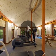 Take a 360° View of The Gym at The Oberoi Vanyavilas, Ranthambhore