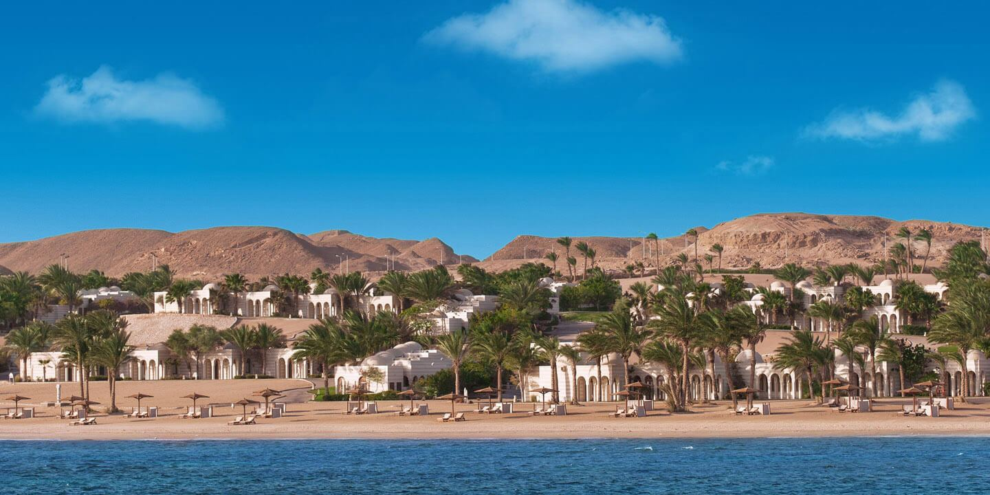 Luxury Beach Resorts - The Oberoi, Sahl Hasheesh