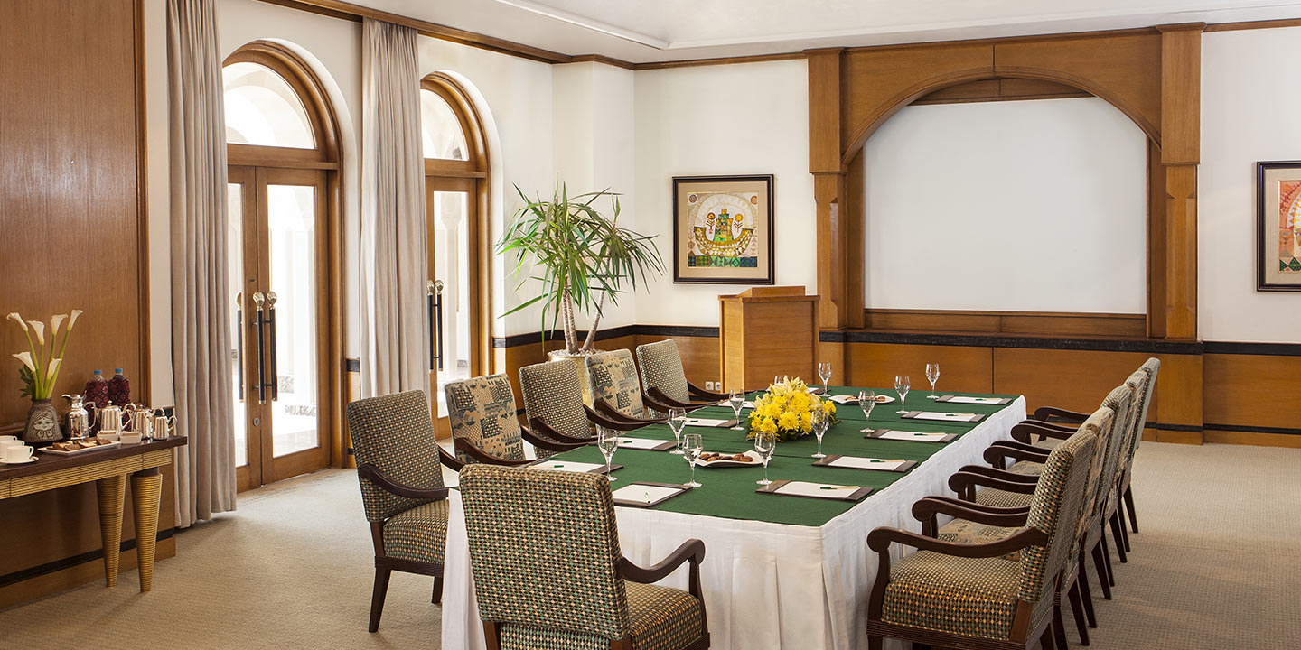 Corporate Event Venues at The Oberoi, Sahl Hasheesh