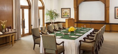 35 Seater Meeting Rooms at The Oberoi, Sahl Hasheesh
