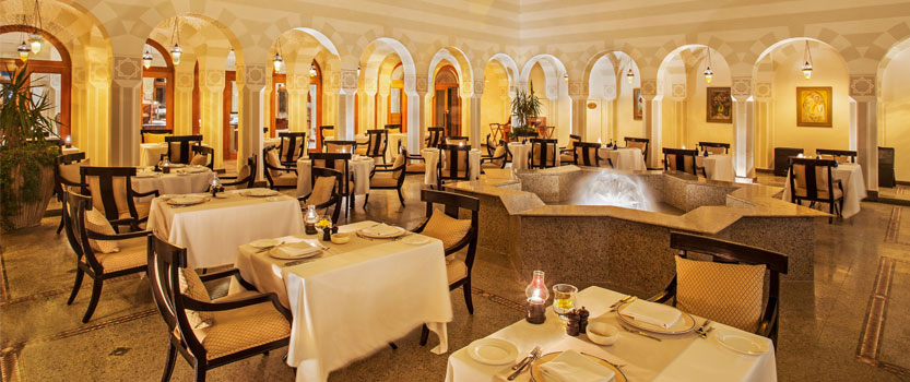 The Restaurant For International Cuisine With Live Music - The Oberoi, Sahl Hasheesh