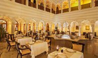 The Restaurant - Serving International Cuisine at The Oberoi, Sahl Haseesh