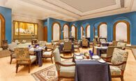 Zaafran, The Authentic Indian Fine Dining Restaurant at The Oberoi, Sahl Hasheesh