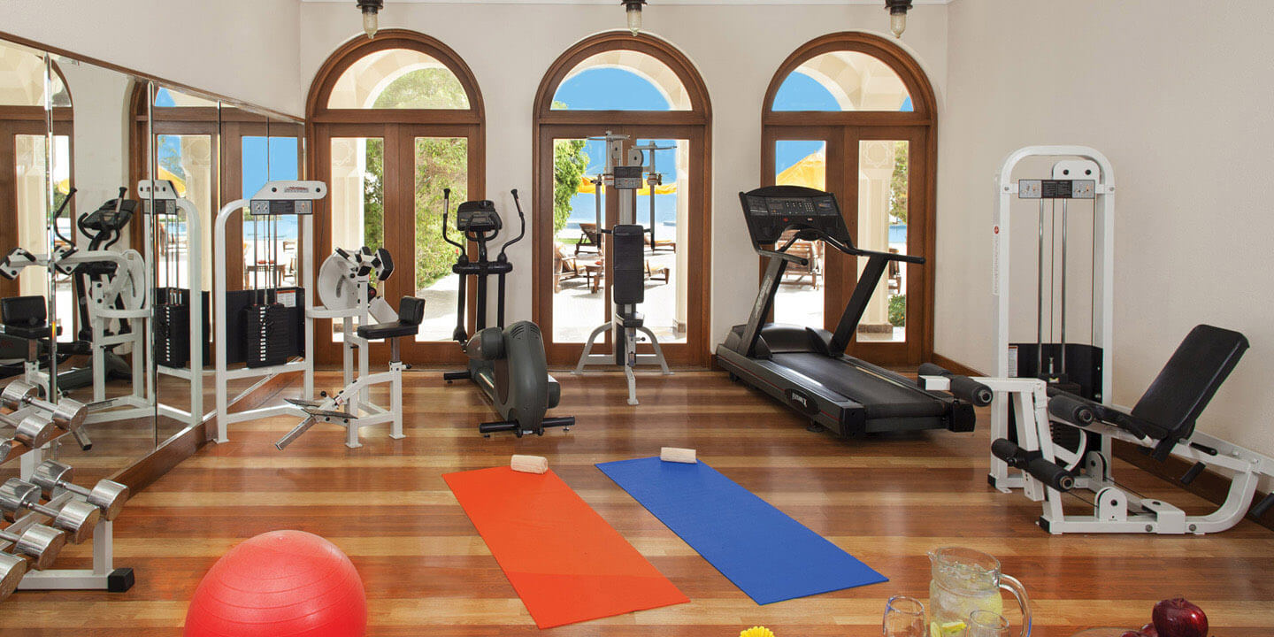 The Fitness Facility at The Oberoi, Sahl Hasheesh