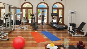 Cardiovascular & Weight Machines - The Gym at The Oberoi, Sahl Hasheesh