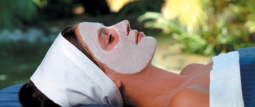 Revitalising Skin Care in The Luxury Spa at The Oberoi, Sahl Hasheesh