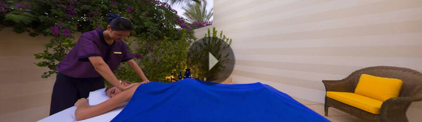 Take a 360° View of The Luxury Spa at The Oberoi, Sahl Hasheesh