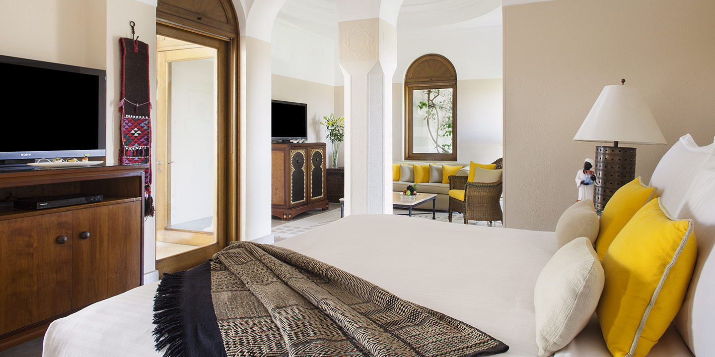Deluxe Suites at The Oberoi, Sahl Hasheesh