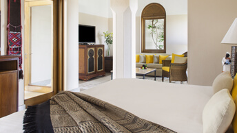 Upgrade for an Amazing Grand Experience - The Grand Suite with Private Pool at The Oberoi, Sahl Hasheesh