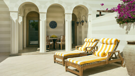 Spacious & Luxurious Grand Suites at The Oberoi, Sahl Hasheesh
