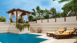 Luxuriously Spacious & Expansive Royal Suite at The Oberoi, Sahl Hasheesh