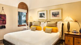 Luxurious & Comfortable - The Rooms & Suites at The Oberoi, Sahl Hasheesh
