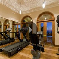 Take a 360° View of The Fitness Facility at The Oberoi, Sahl Hasheesh