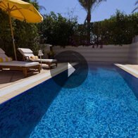 Take a 360° View of The Grand Suite Swimming Pool - The Oberoi, Sahl Hasheesh