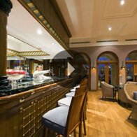 Take a 360° View of The Bar at The Oberoi, Sahl Hasheesh