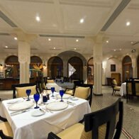 Take a 360° View of The Restaurant - Serving International Cuisine at The Oberoi, Sahl Haseesh