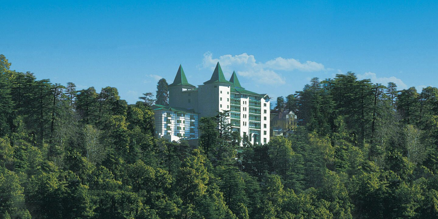 Grand Heritage Hotel in Shimla - The Oberoi Cecil, Shimla