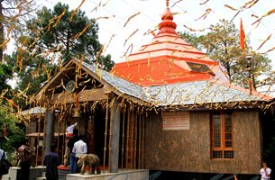 Sankat Mochan, The Lord Hanuman Temple - Weekend Getaways - The Oberoi Cecil, Shimla