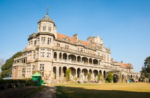 The Viceregal Lodge in Scottish Baronial Architecture  - Weekend Getaways - The Oberoi Cecil, Shimla