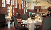 The Restaurant - International, Pan-Indian & Local Himachali Dishes at The Oberoi Cecil, Shimla