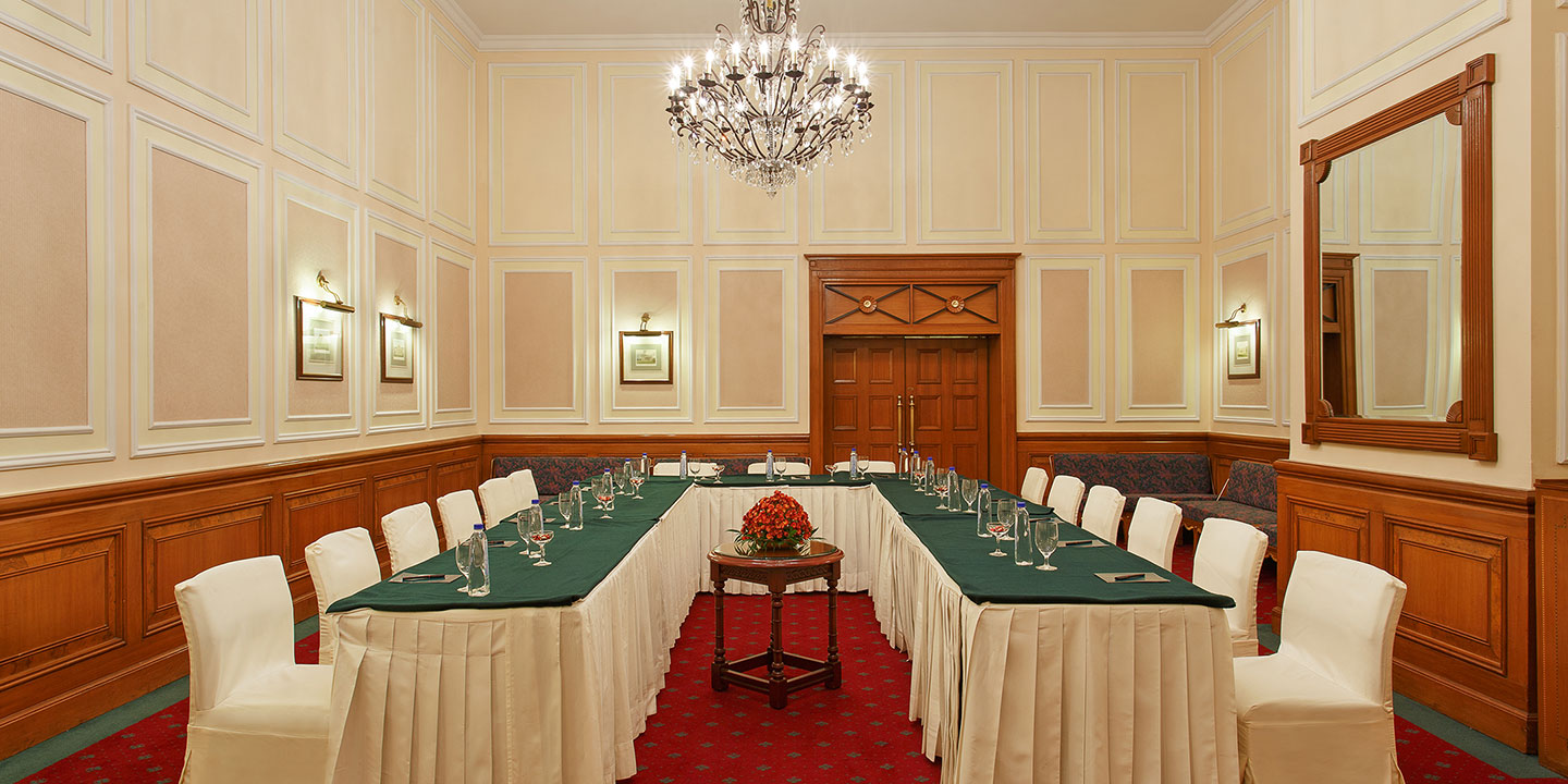 Meeting Rooms at The Oberoi Cecil, Shimla