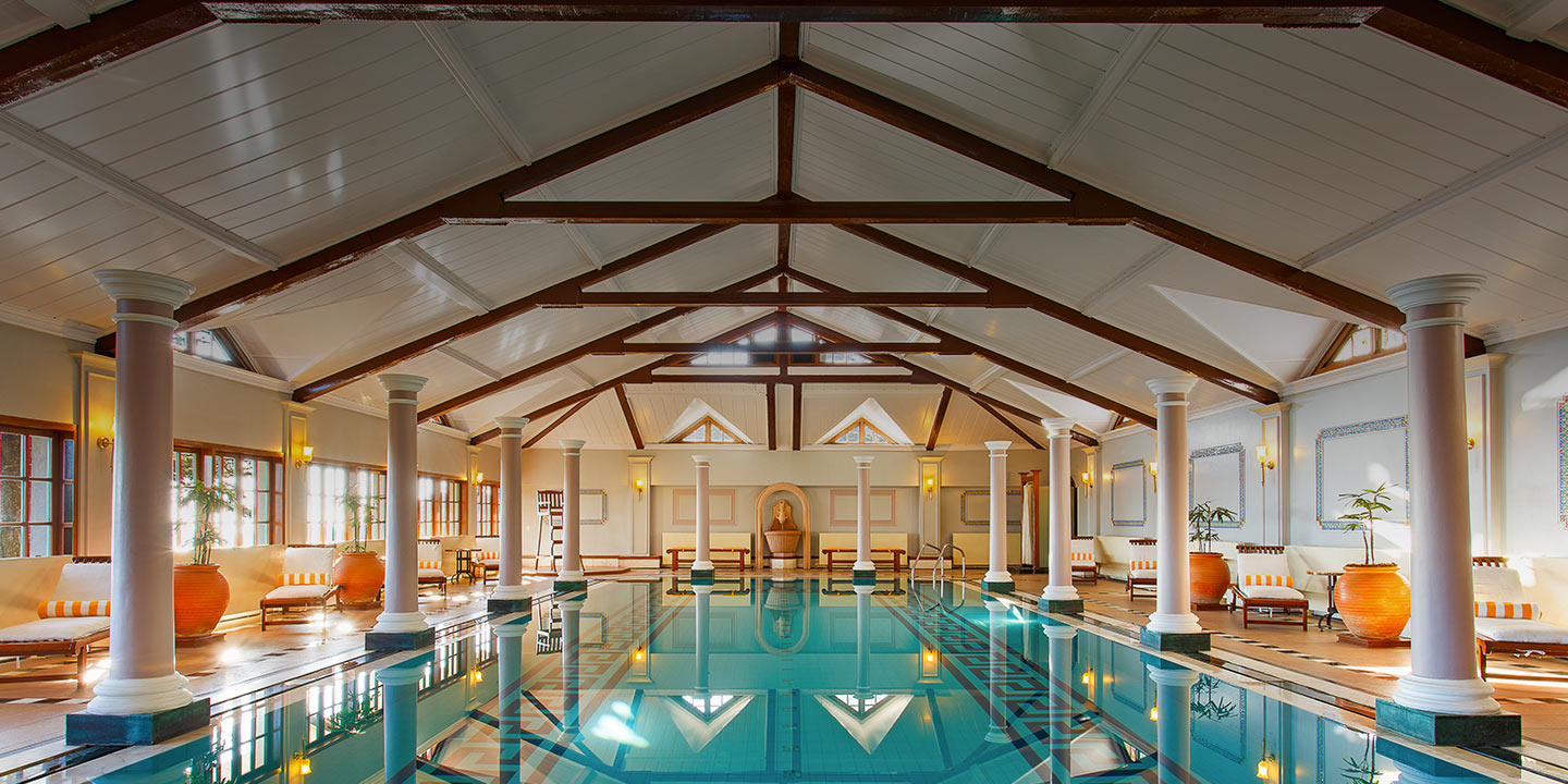 Experience The Massages & Therapies by The Luxury Spa at The Oberoi Cecil, Shimla