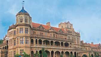 Colonial Heritage Tour - The Oberoi Cecil, Shimla