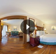 Take a 360° View of The Deluxe Suite at The Oberoi Cecil, Shimla