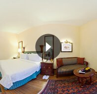Take a 360° View of The Deluxe Room - The Oberoi Cecil, Shimla