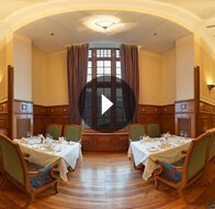 Take a 360° View of The Restaurant - The Oberoi Cecil, Shimla