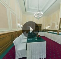 Take a 360° View of The Conference Room at The Oberoi Cecil, Shimla