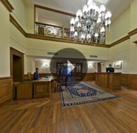 Take a 360° View of The Lobby at The Oberoi Cecil, Shimla