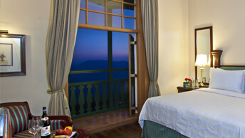 Upgrade For a Luxury Experience - Luxury Rooms at The Oberoi Cecil, Shimla