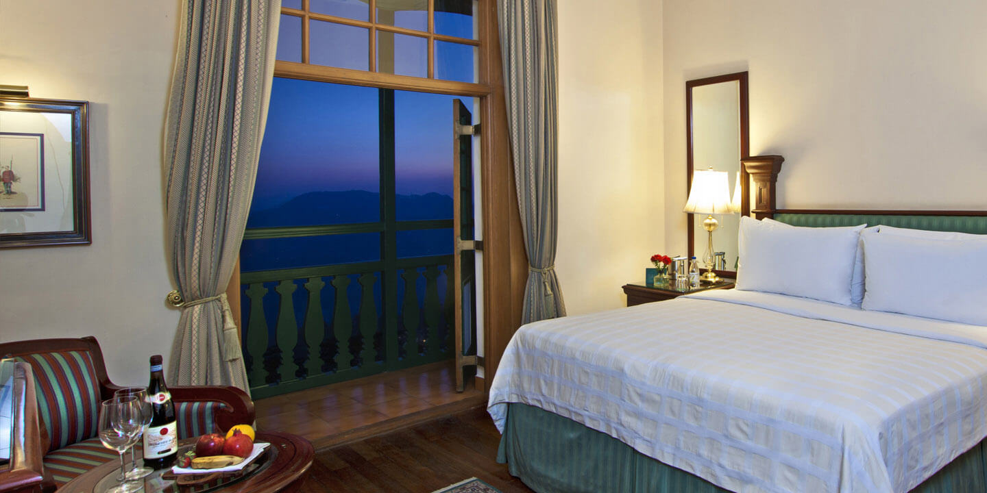 Luxury Rooms at The Oberoi Cecil, Shimla