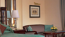 Luxury Rooms in Colonial Elegance at The Oberoi Cecil, Shimla