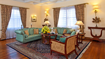 Upgrade For an Ultimate Luxury Experience - The Luxury Suites at The Oberoi Cecil, Shimla