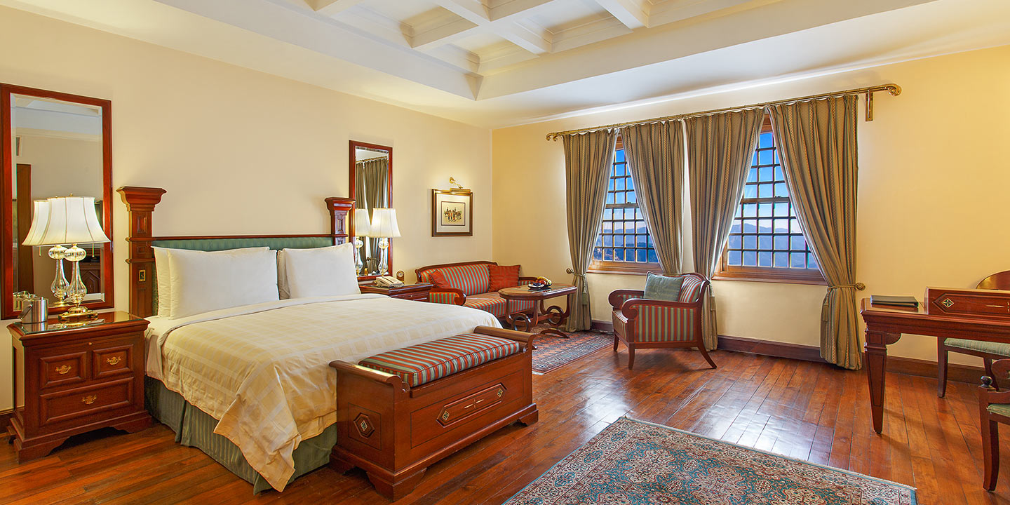 Premier Valley View Rooms at The Oberoi Cecil, Shimla