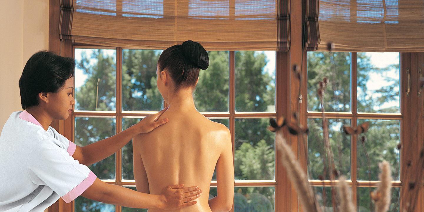 Massages & Therapies by The Luxury Spa at The Oberoi Cecil, Shimla