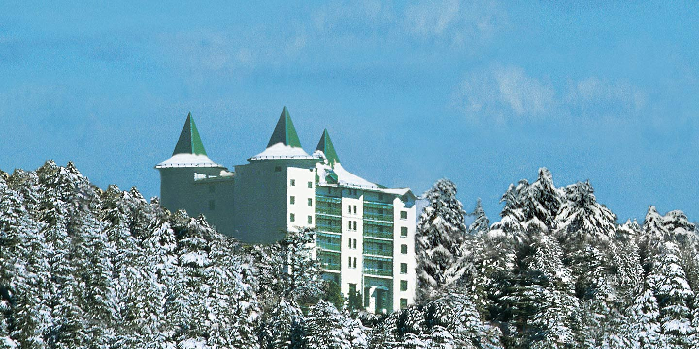 Special Hotel Offers by The Oberoi Cecil, Shimla