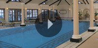Take a 360° View of The Temperature-Controlled Indoor Swimming Pool at The Oberoi Cecil, Shimla