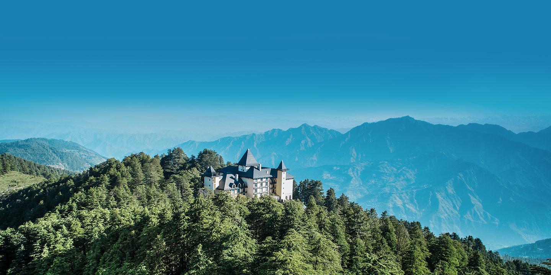 Wildflower Hall - Shimla In The Himalayas