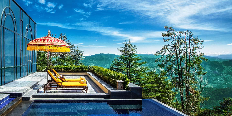 Luxury Hotels In Shimla Wildflower Hall Shimla In The
